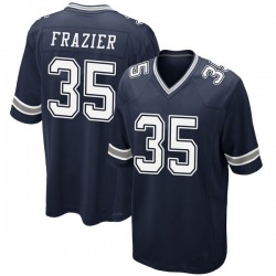 Game Youth Kavon Frazier Dallas Cowboys Nike Team Color Jersey - Navy