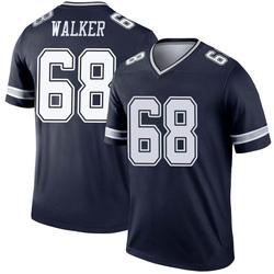 Legend Men's Ricky Walker Dallas Cowboys Nike Jersey - Navy